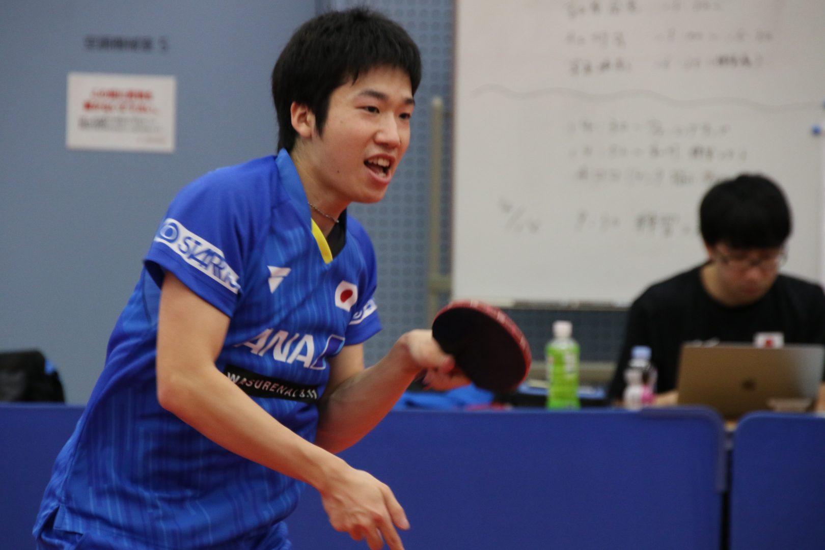 【卓球】水谷隼「流れに逆らわないプレースタイルで」 世界卓球2019組合せ決定