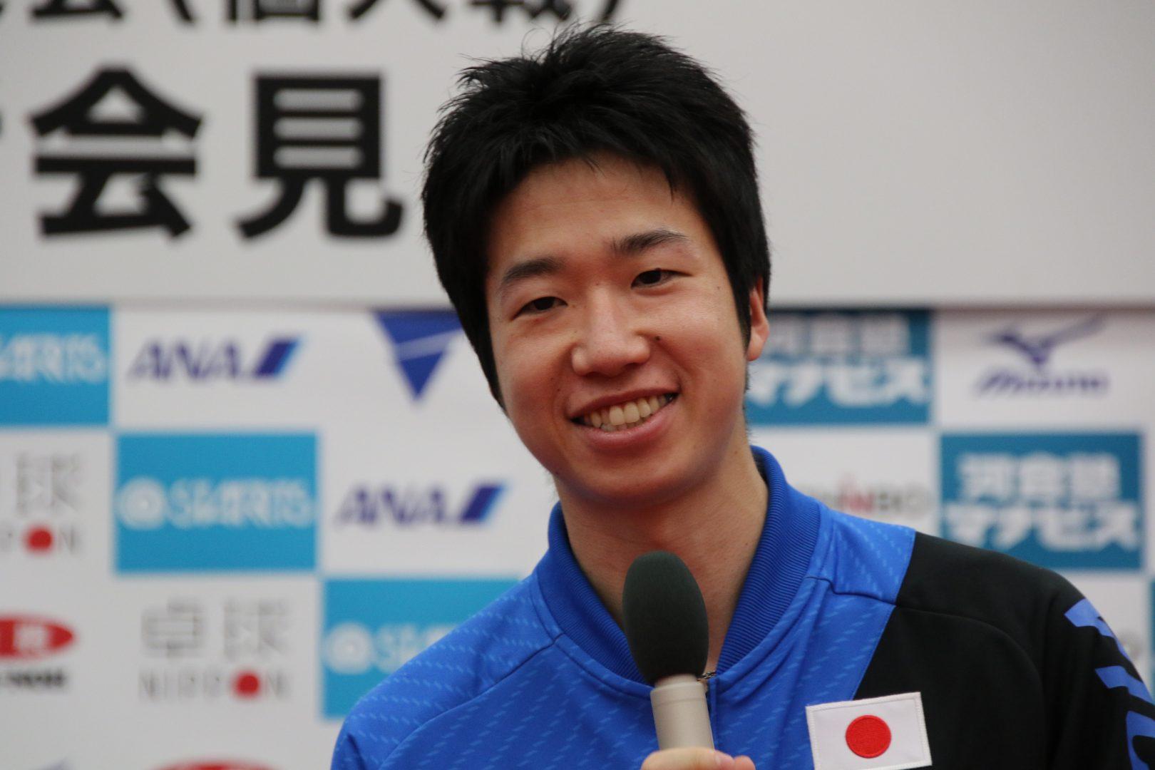 【卓球】「平成→令和」で大喜利合戦に?! 世界卓球の壮行会で和やかな一幕