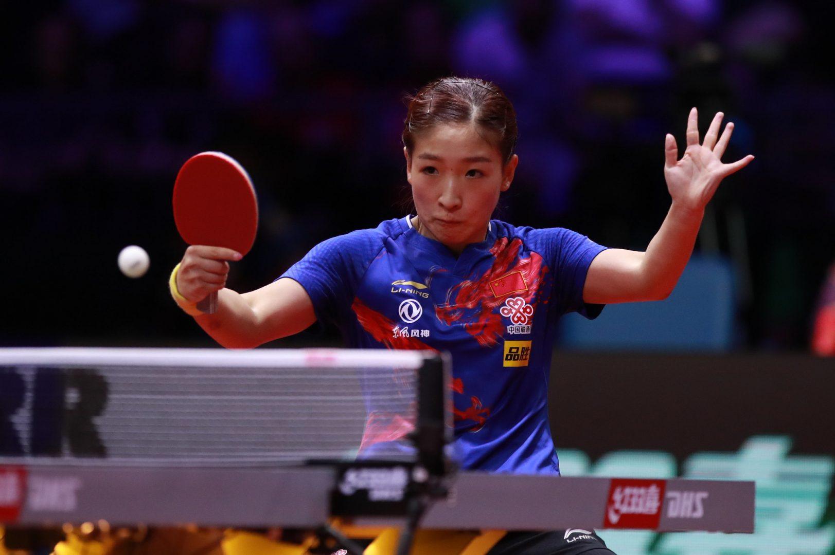 【世界卓球】女子単、劉詩ブンが悲願の初優勝 中国の連覇を13に伸ばす