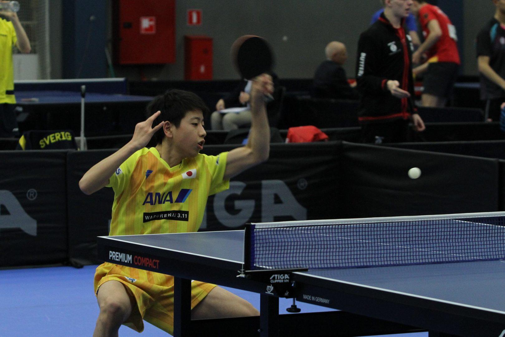 【今週の日本の卓球】JSP・ベルギーOP全日程終了  世界卓球2019開幕