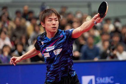 【卓球】丹羽孝希(スヴェンソン)の公式サイトがオープン