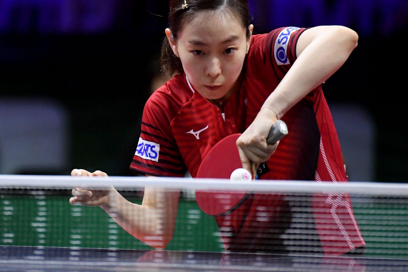 【卓球】石川、平野らが順当勝ち 伊藤は次戦で中国の若手と<世界卓球2019>