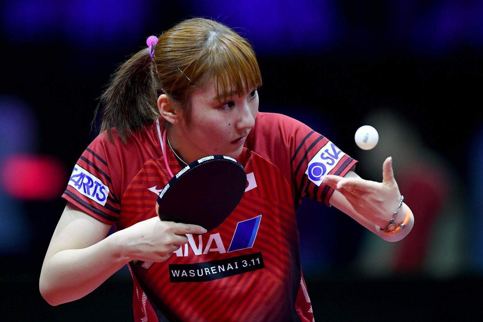 【卓球】世界卓球ベスト8の加藤美優が感謝のメッセージ 「この経験を糧に」