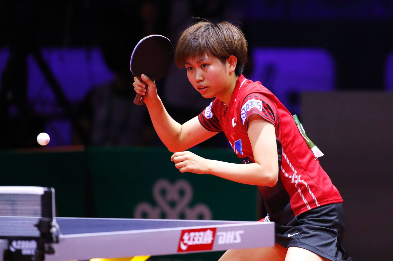 【卓球】佐藤瞳、中国に肉薄 複でメダル獲りへ<世界卓球2019>
