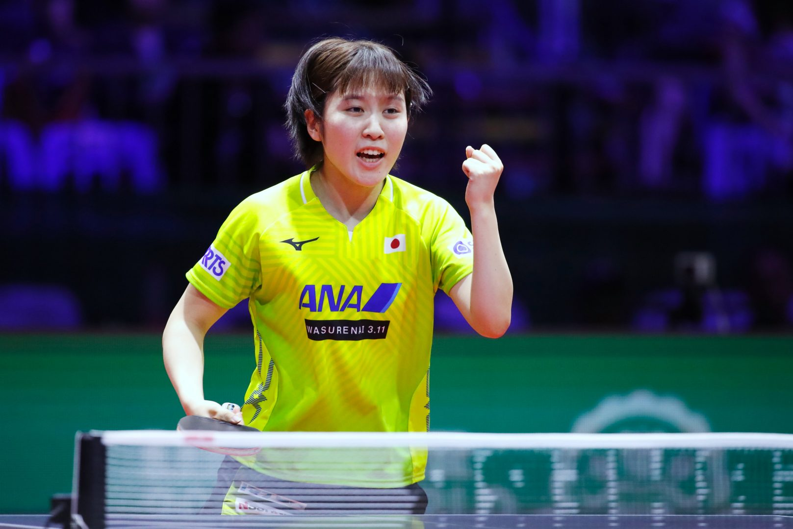 【卓球】平野美宇 丁寧に敗れ、2大会連続のメダルならず<世界卓球2019>