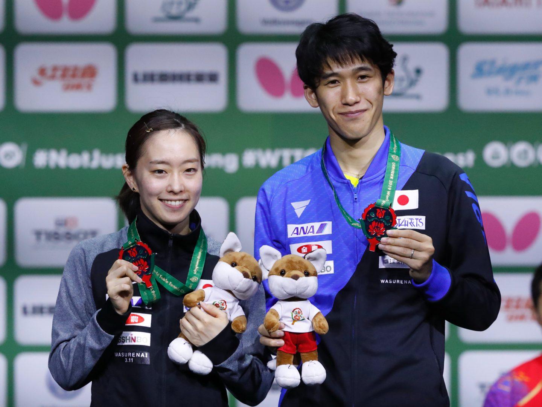 """世界卓球、メダルラッシュの裏側にあるチームJAPANの""""勝負メシ"""""""