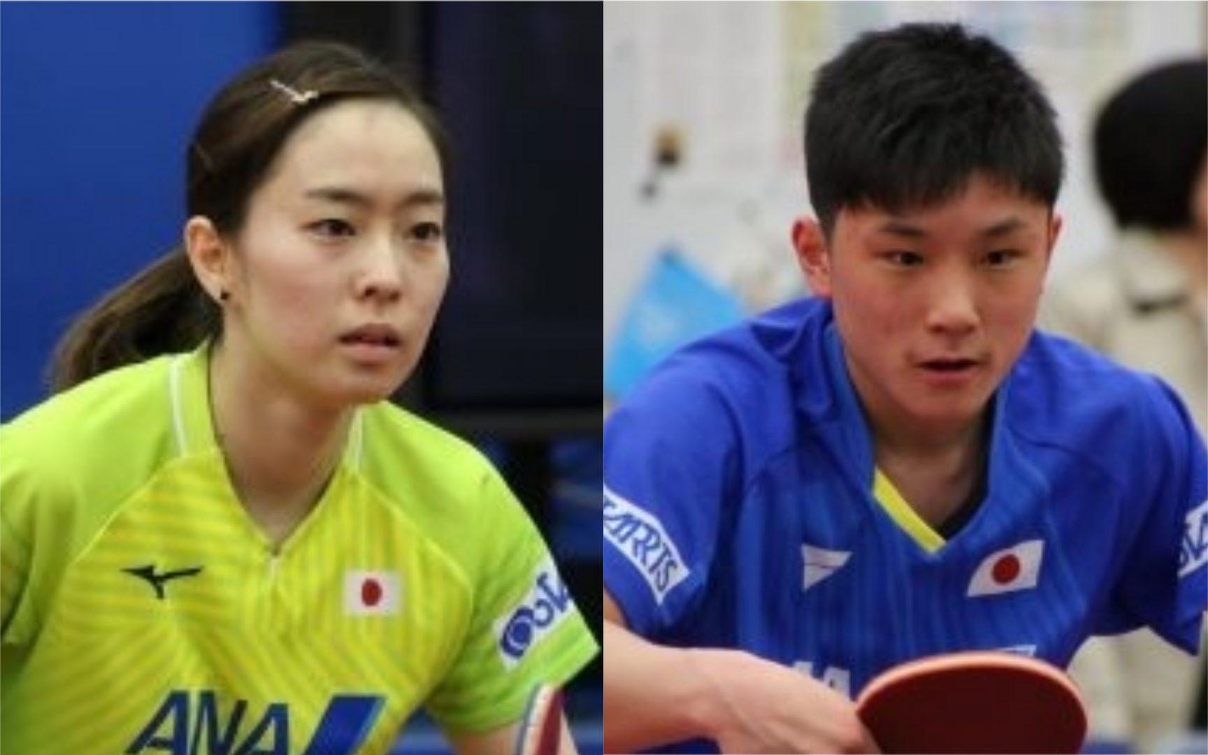 【卓球】今夜21時~超豪華!『THE 怪物アスリート』に世界卓球日本代表10名が総出演