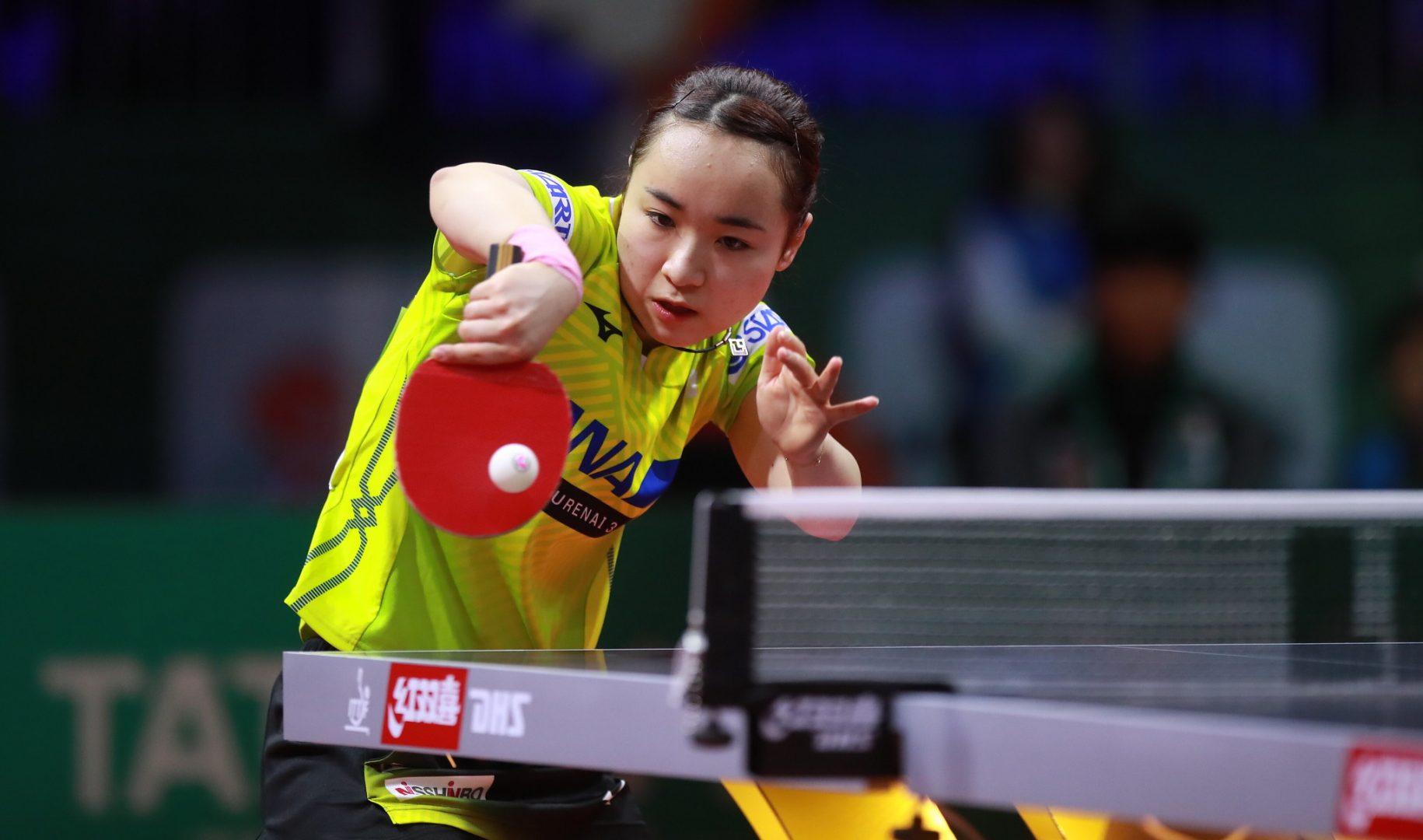 【卓球】伊藤美誠、中国期待の若手に阻まれる 残り2種目でのメダル狙う<世界卓球2019>