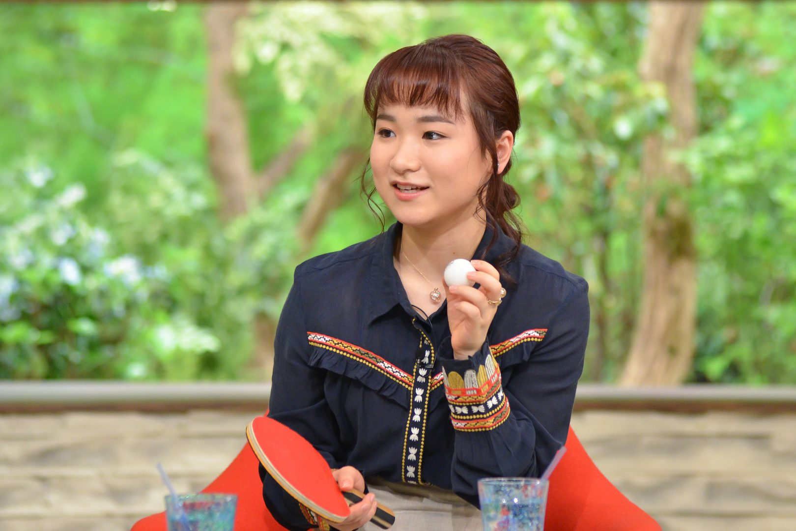 【卓球】伊藤美誠が6月1日の『サワコの朝』に出演へ 東京五輪への思いを語る