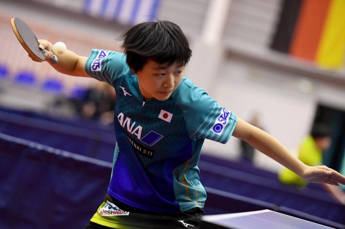 【卓球】横井咲桜が4種目制覇<ITTFジュニアサーキット・ポーランドOP>
