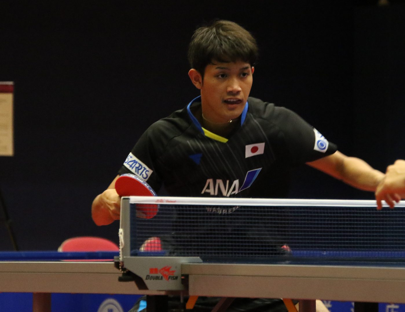 【卓球】前年王者・吉村和弘、連覇に向けて好発進<香港OP・男子>