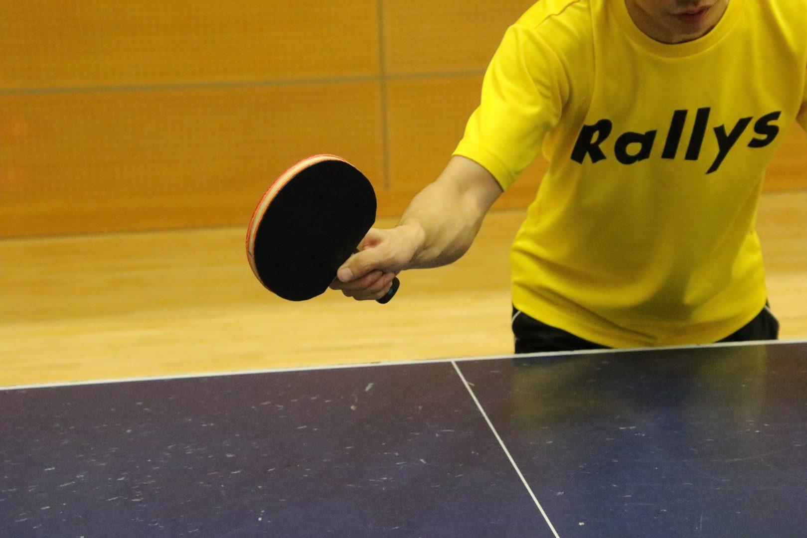 【初心者必見】フリックの対策|卓球基本技術レッスン