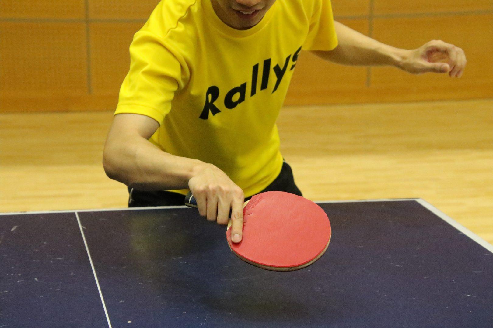 【初心者必見】ストップの対処と封じ方|卓球基本技術レッスン