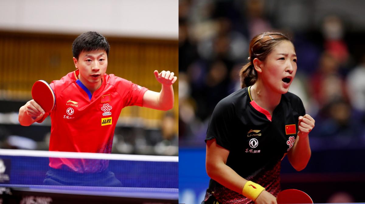 【今週の日本の卓球】馬龍や劉詩雯も参戦 T2ダイヤモンド出場選手決定