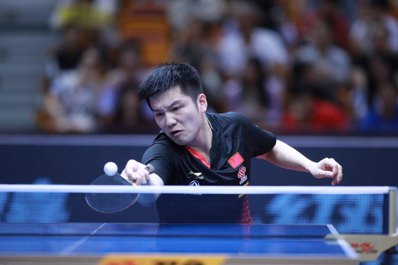 【卓球】張本は4位をキープ 世界卓球準Vのファルクは初のトップ10|男子世界ランキング(6月最新発表)