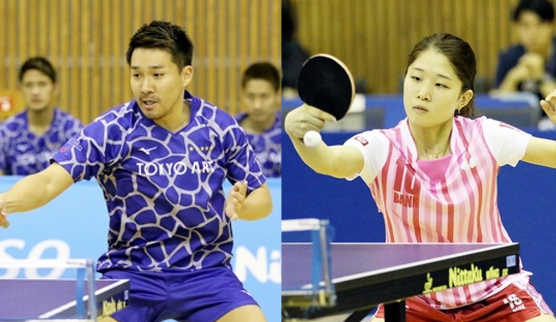【今週の日本の卓球】男子は東京アート、女子は十六銀行が優勝 前期日本卓球リーグ全日程終了