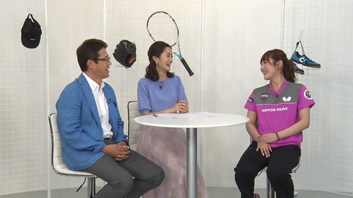 20歳・加藤美優「雑草魂でここまで来れた」 BS朝日『スポーツクロス』で思いを語る
