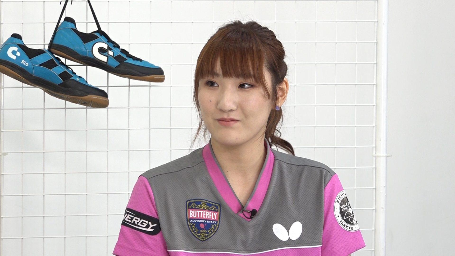 加藤美優が古田敦也にミユータをお見舞い!本日放送の『スポーツクロス』に出演