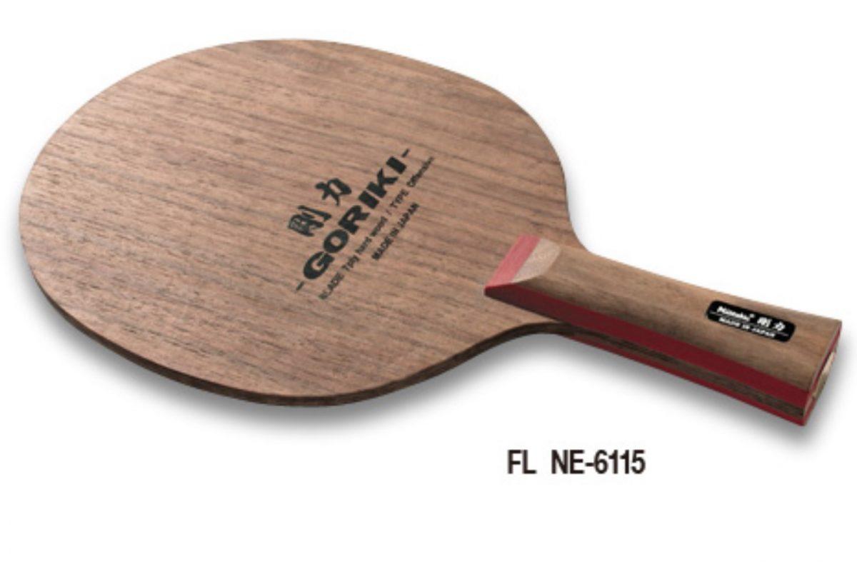 剛力は超重量級卓球ラケット!? 完全受注生産で力強いスマッシュを実現!