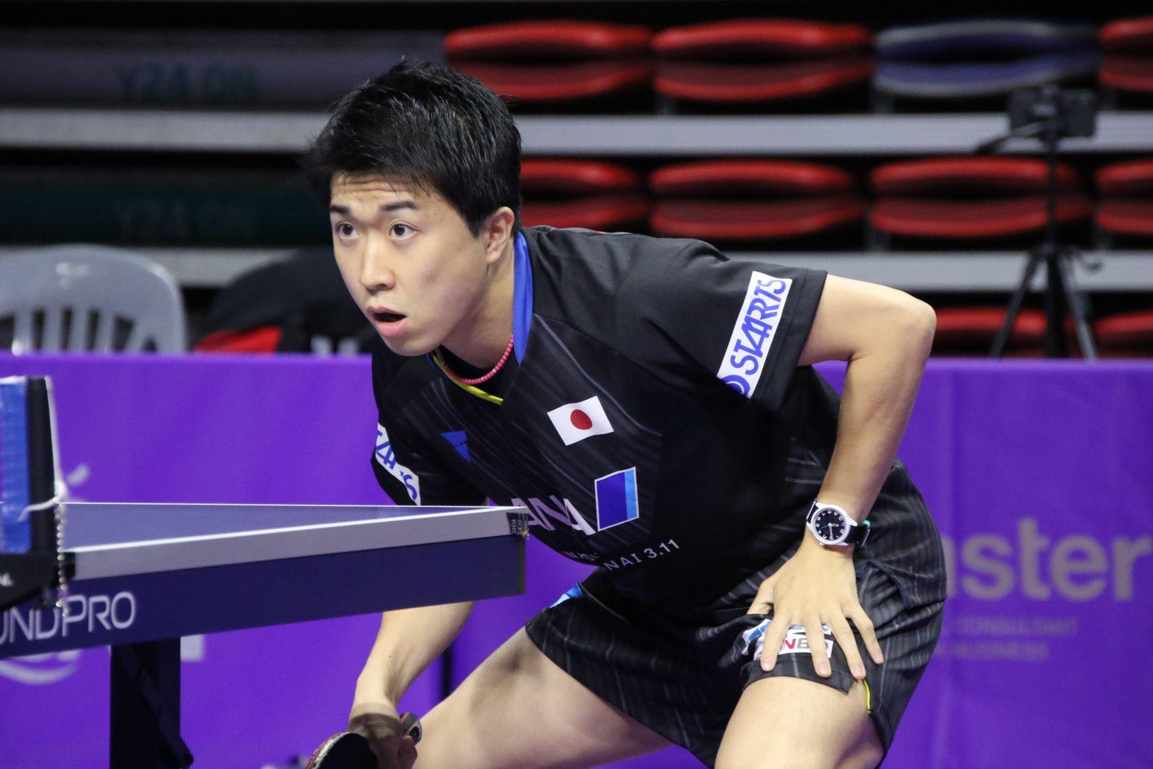 予選2勝目を挙げたジンタク 森薗は中国選手に一歩及ばず<韓国OP>
