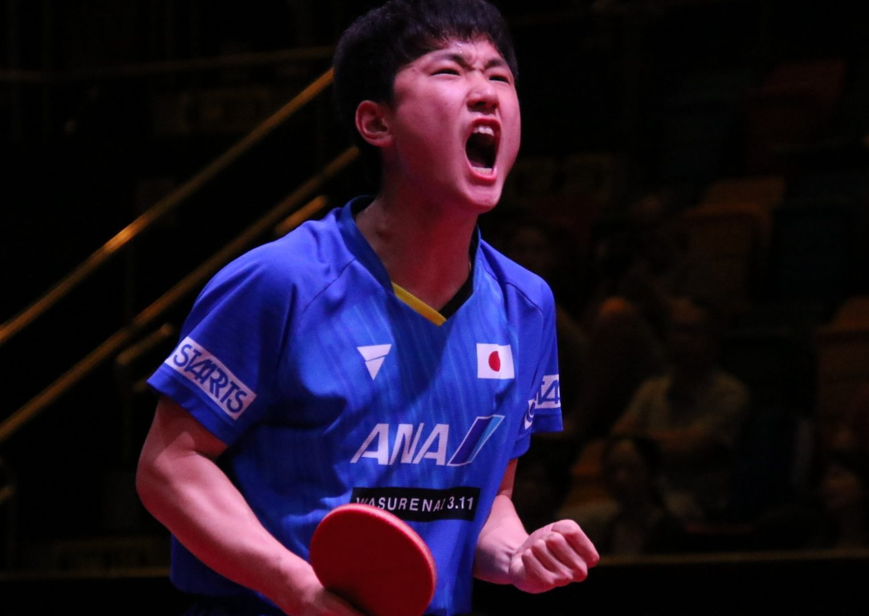 張本、伊藤ら6選手の「連戦の夏」に密着 『サンデースポーツ2020』が7月28日放送