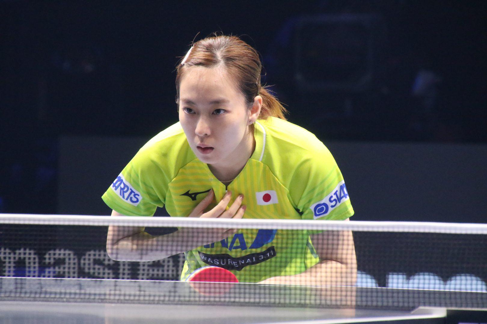 トップ10に石川、伊藤、平野 他6名は中国勢|卓球女子世界ランキング(8月最新発表)