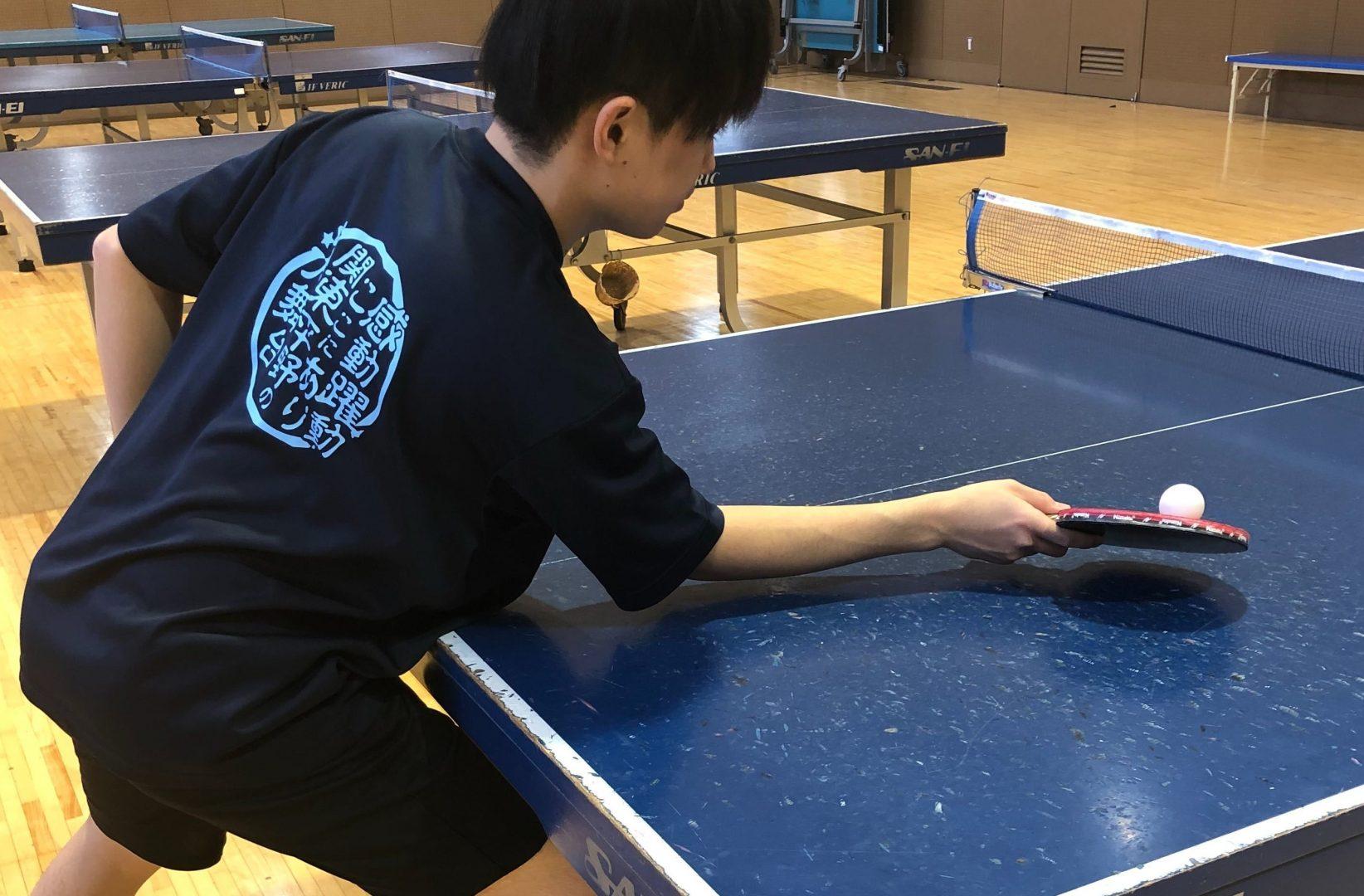 【卓球】ストップのコツ やり方やメリット・デメリットを徹底解説|卓球基本技術レッスン