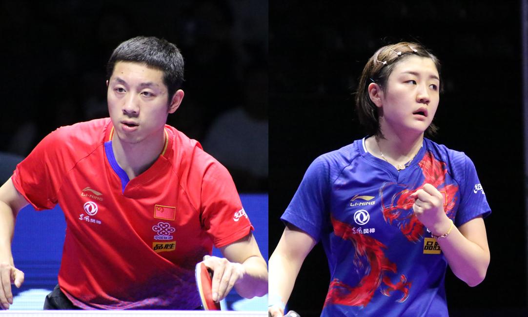 【今週の日本の卓球】許昕と陳夢がともに2冠を達成 韓国OP全日程終了