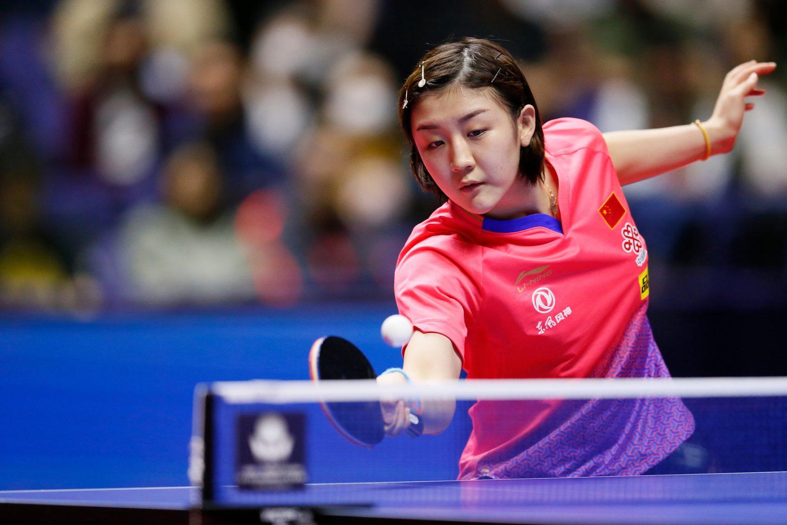 女子トップ10は変動なし 石川6位、伊藤7位、平野9位|卓球女子世界ランキング(7月最新発表)