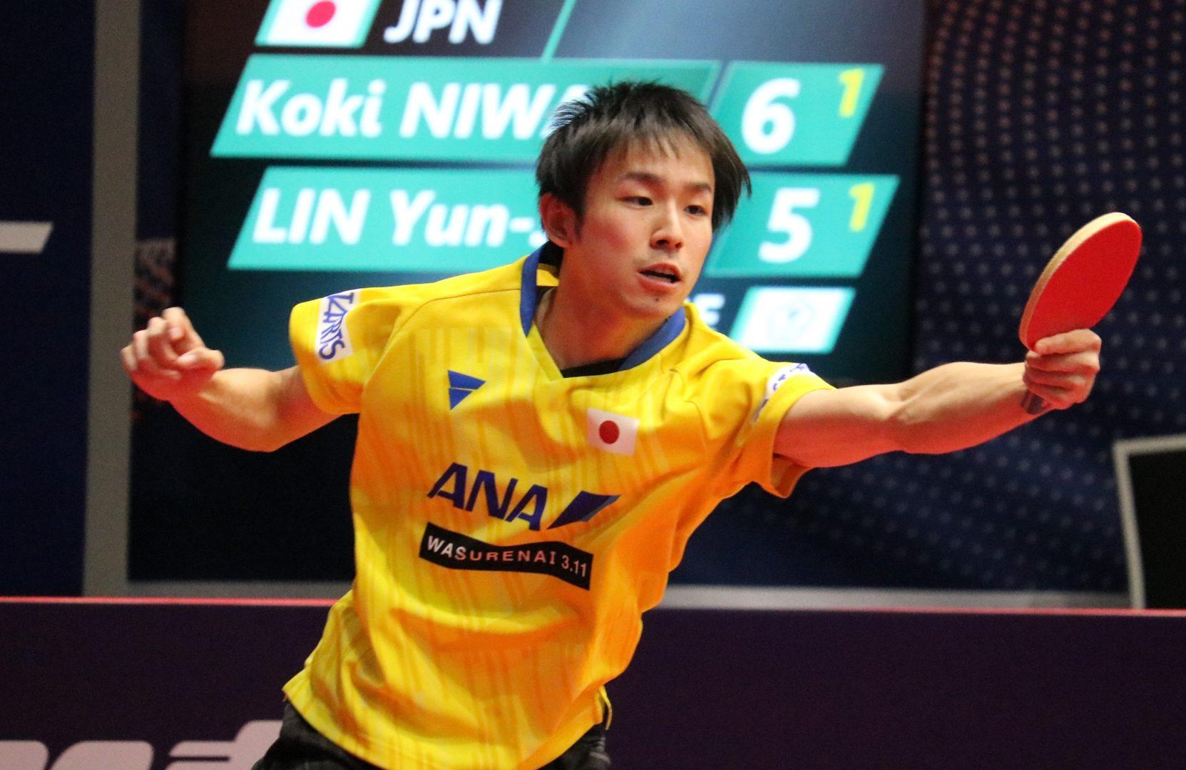 張本は順位を1つ落として5位 丹羽はトップ10返り咲き|卓球男子世界ランキング(8月最新発表)