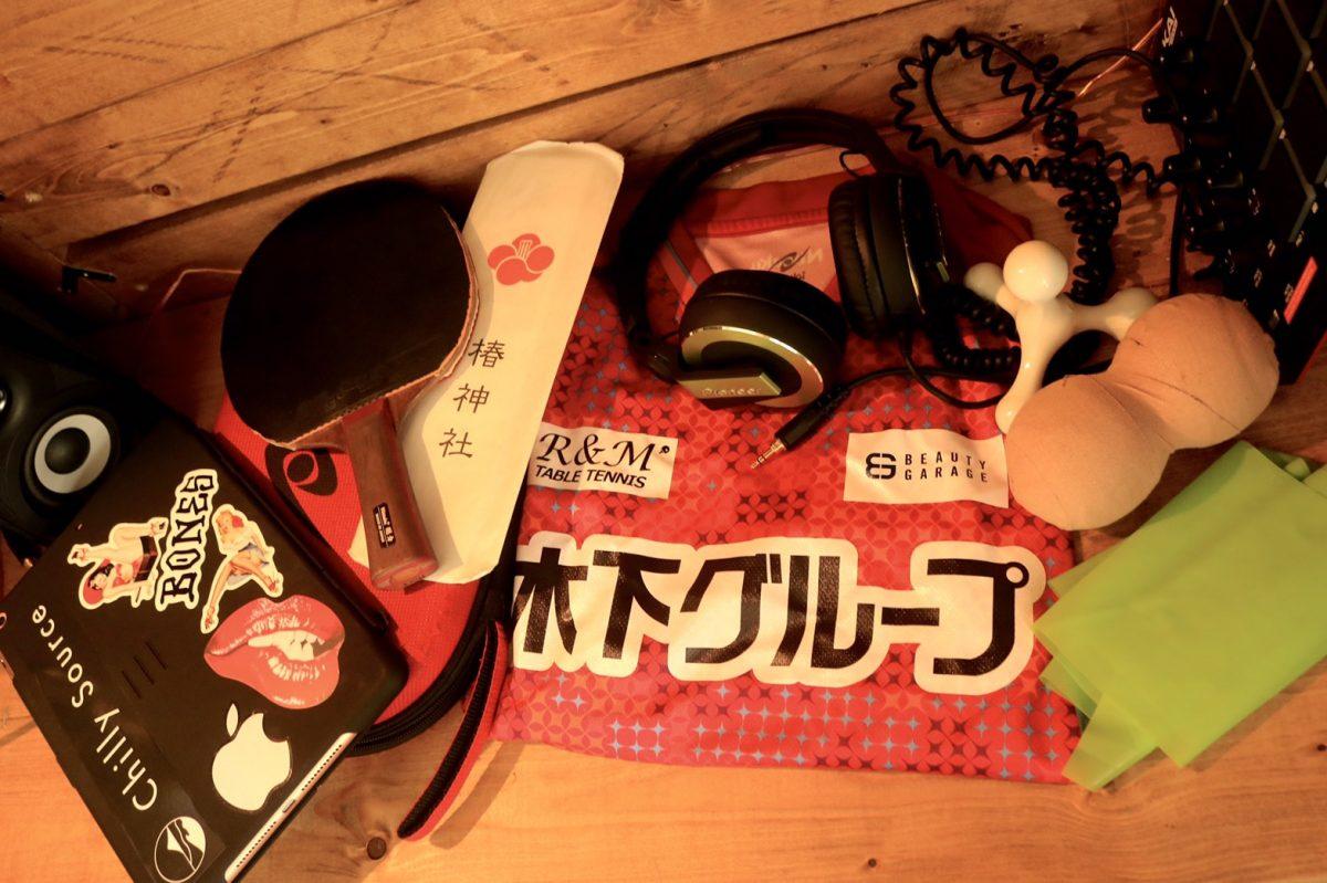 森薗美月(木下アビエル神奈川)の用具紹介|俺の卓球ギア#28
