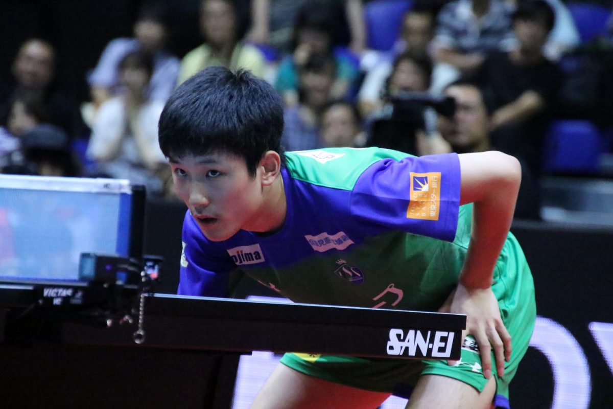 卓球の見方は5分で変わる(5) 「3つのレシーブ」がメダルの色を決する