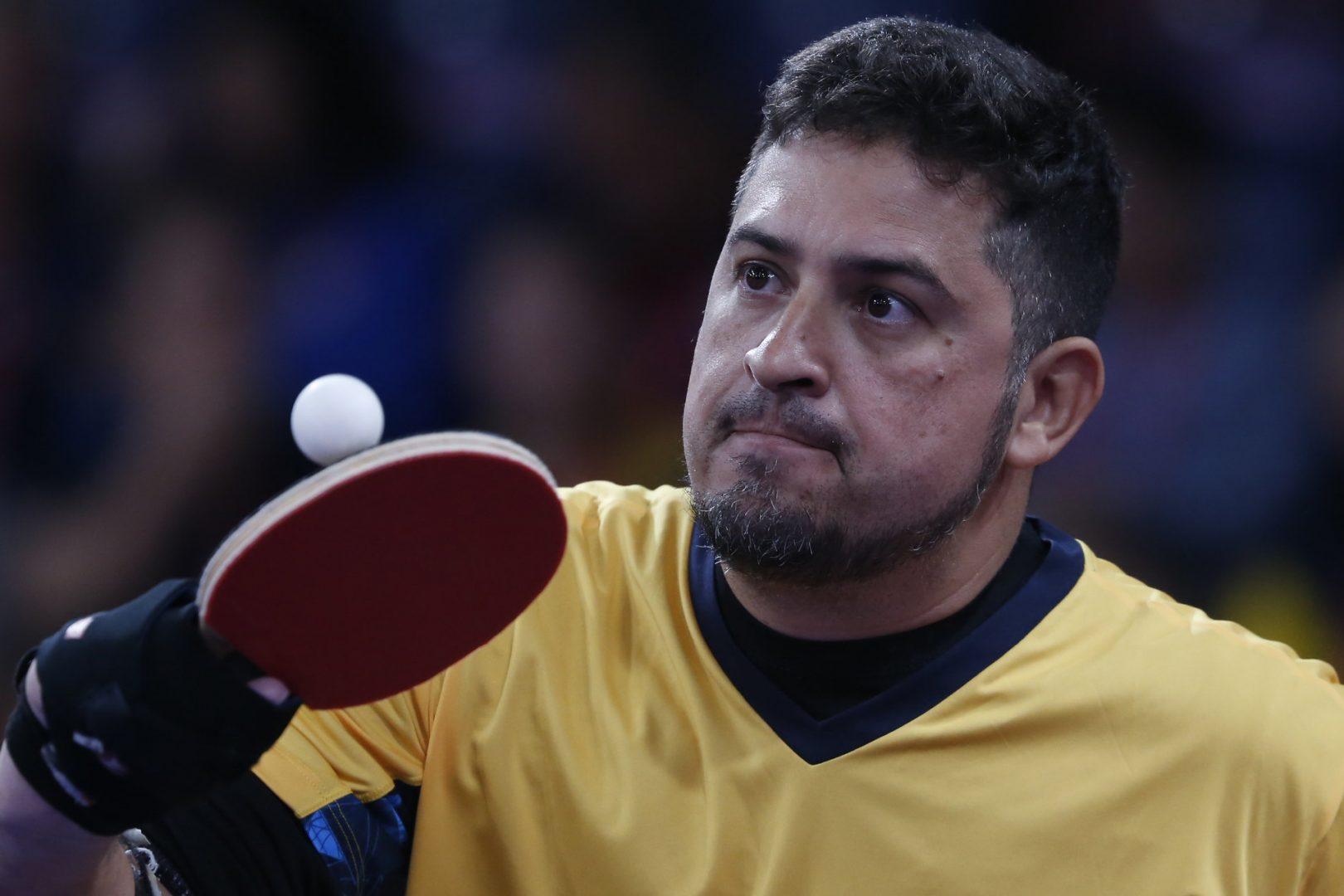 ブラジル、計9つの金メダル獲得<パラ卓球・パンアメリカン競技大会2019>