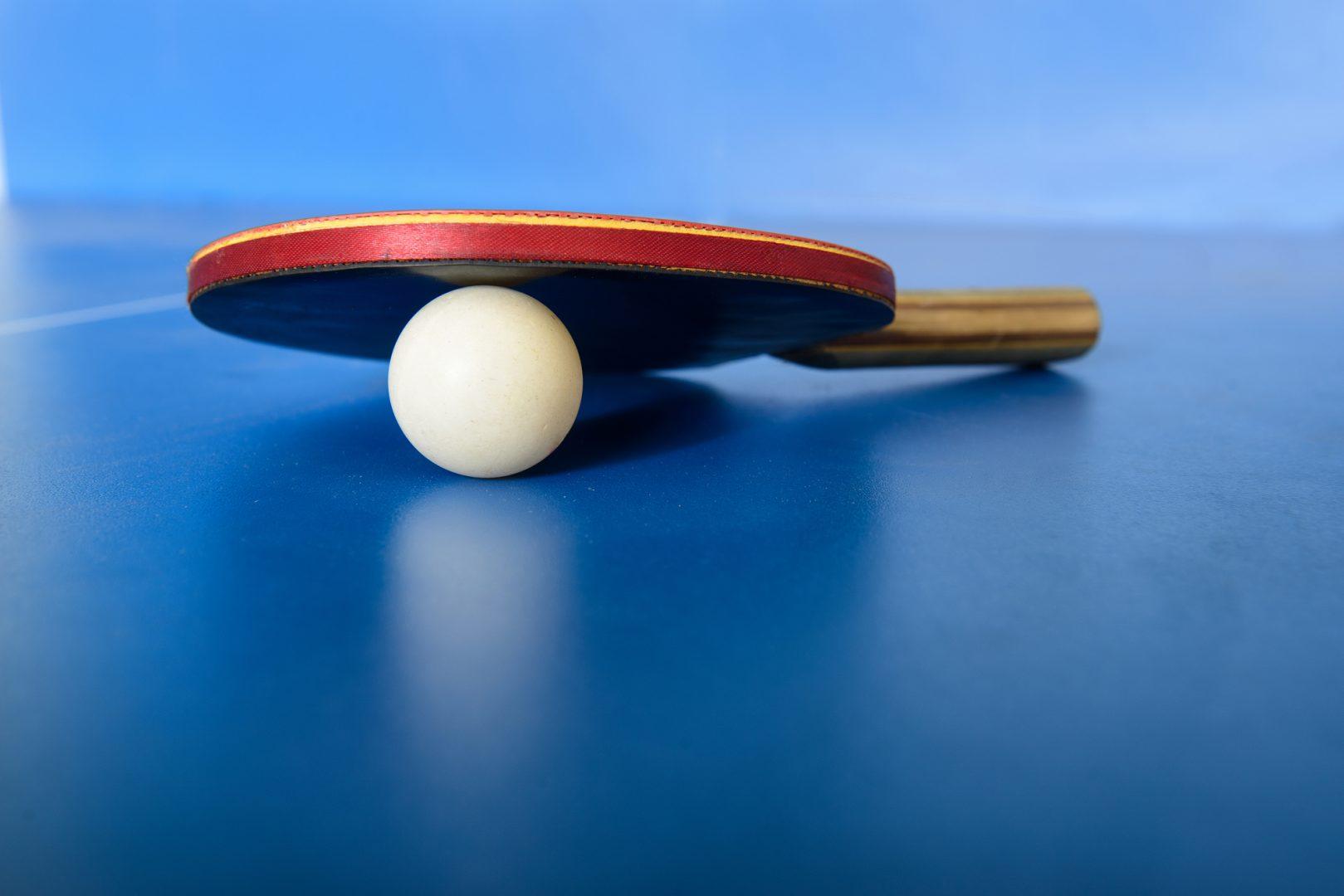 卓球が上手いスパイダーマン、敵・ヴェノムと1ゲーム勝負