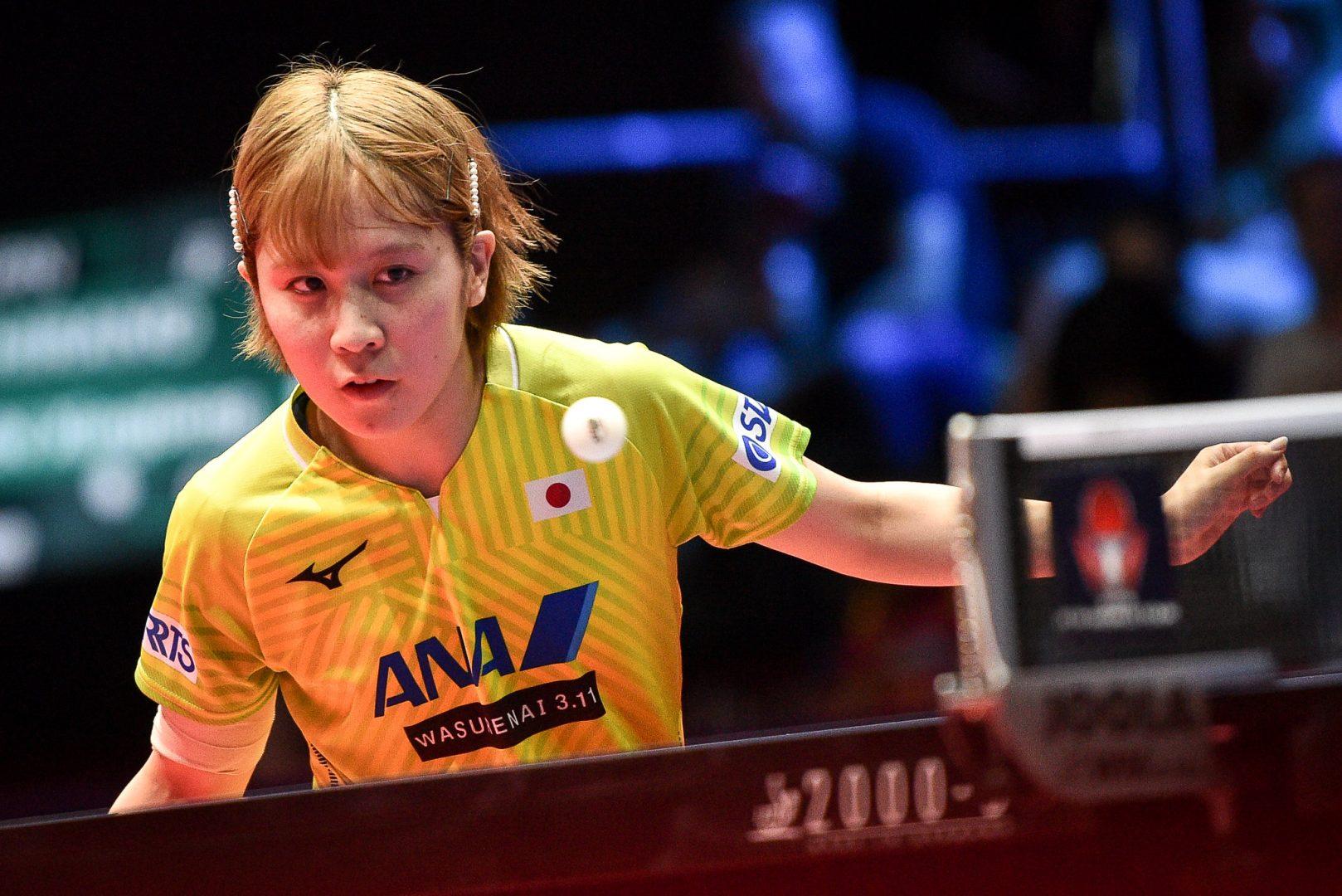2020.1卓球五輪代表決定へ 佳境を迎える世界ランキング争い(チェコOP終了時点)