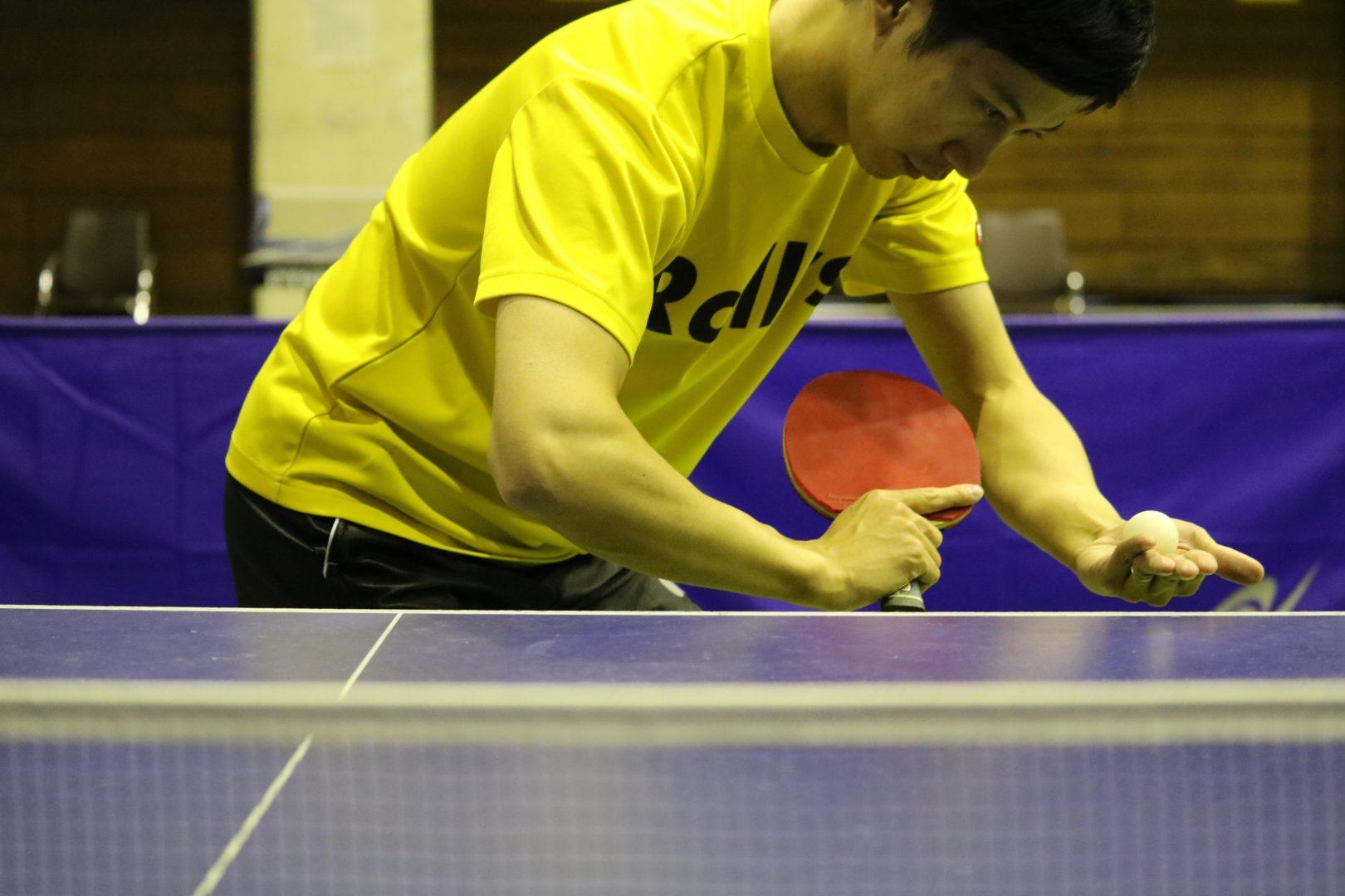 【初心者必見】1人でできる卓球のサーブ練習方法 6つのポイントとコツ(前篇)