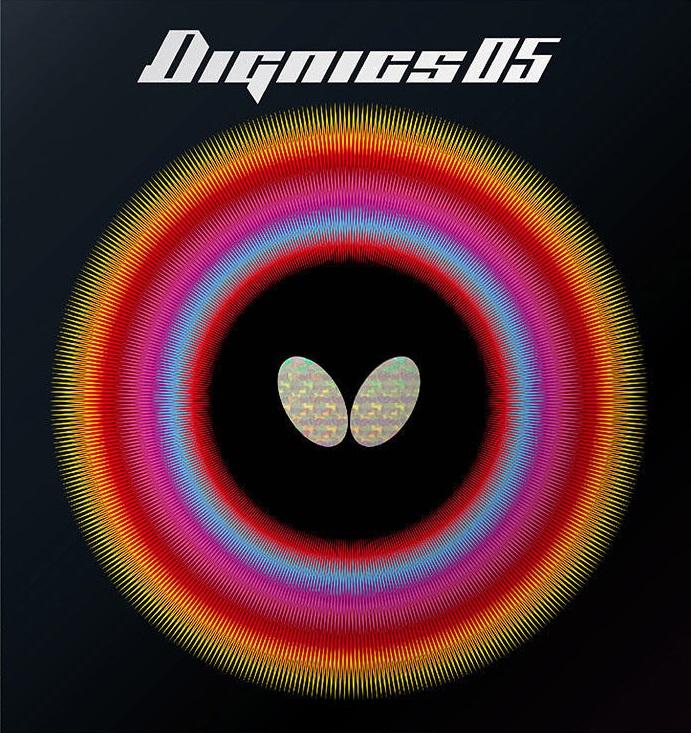 ディグニクス05の特徴をレビュー 寿命やテナジーとの比較も<卓球ラバー紹介>