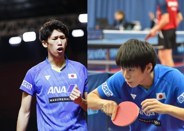 吉村/戸上、圧勝で2回戦へ 混合複はメダルならず<アジア卓球選手権・ダブルス>