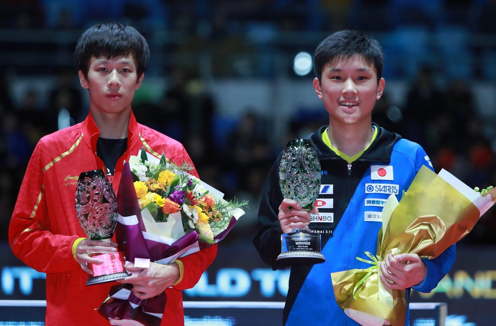 東京五輪金メダルへ 卓球王国・中国に強い日本選手は誰だ!<対中国勝率ランキング>