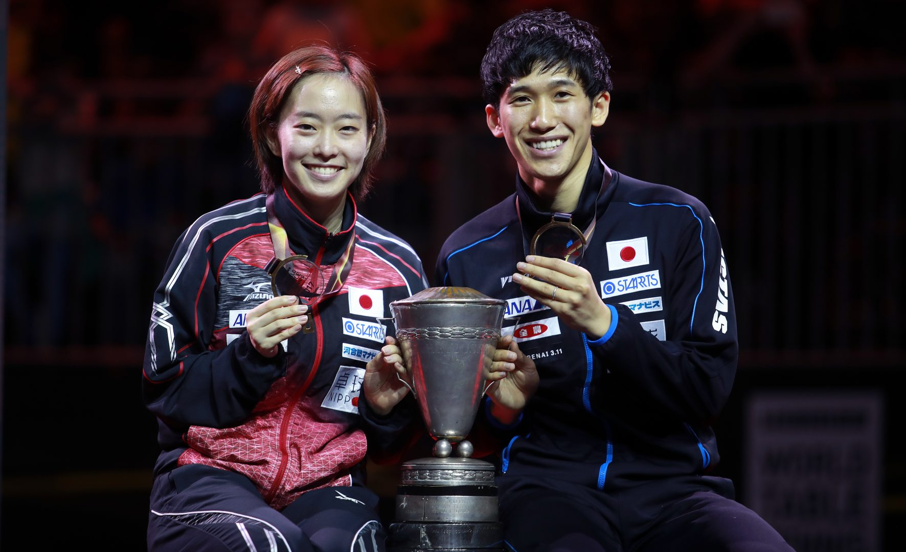 世界卓球選手権大会 歴代チャンピオン・男子結果一覧
