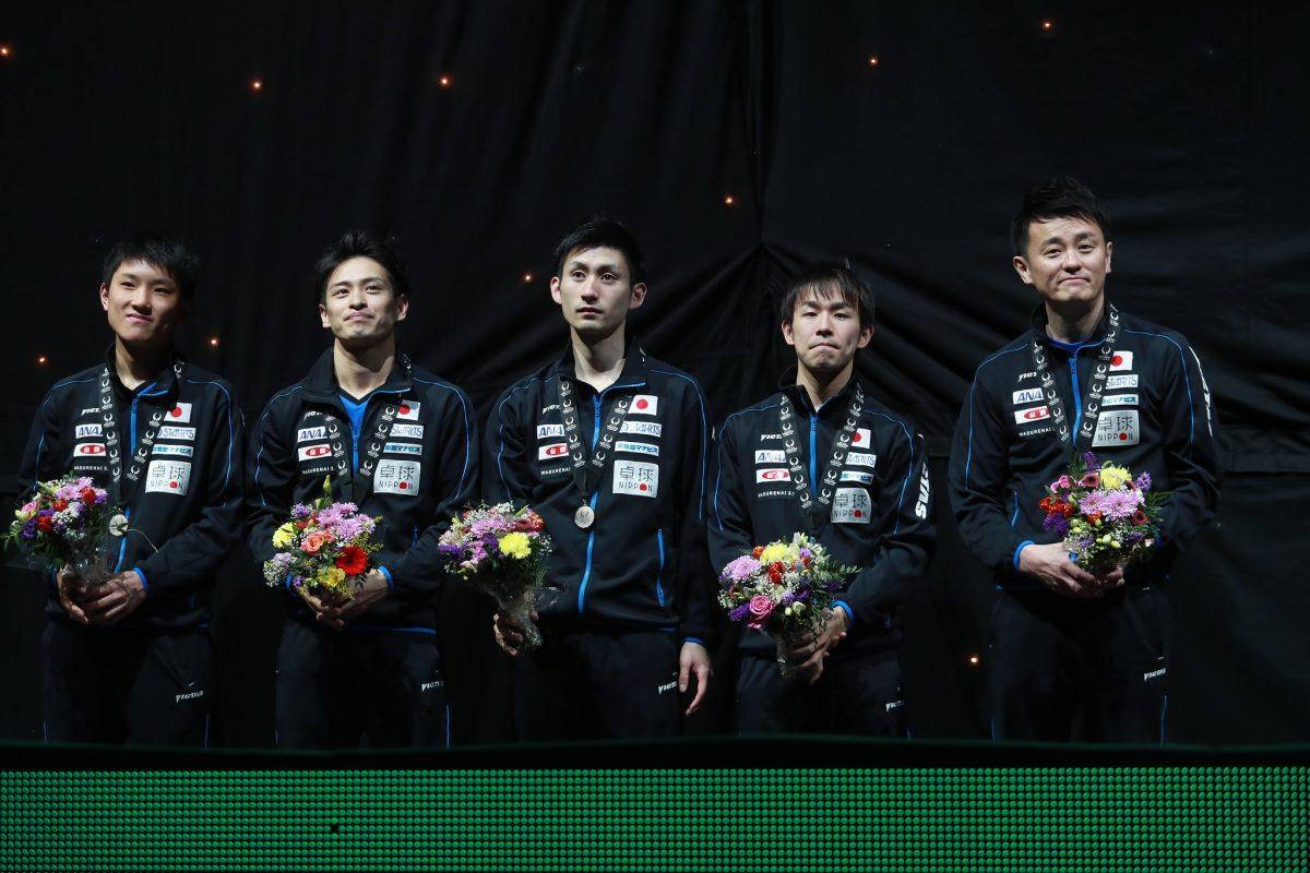 2018年チームワールドカップ男子