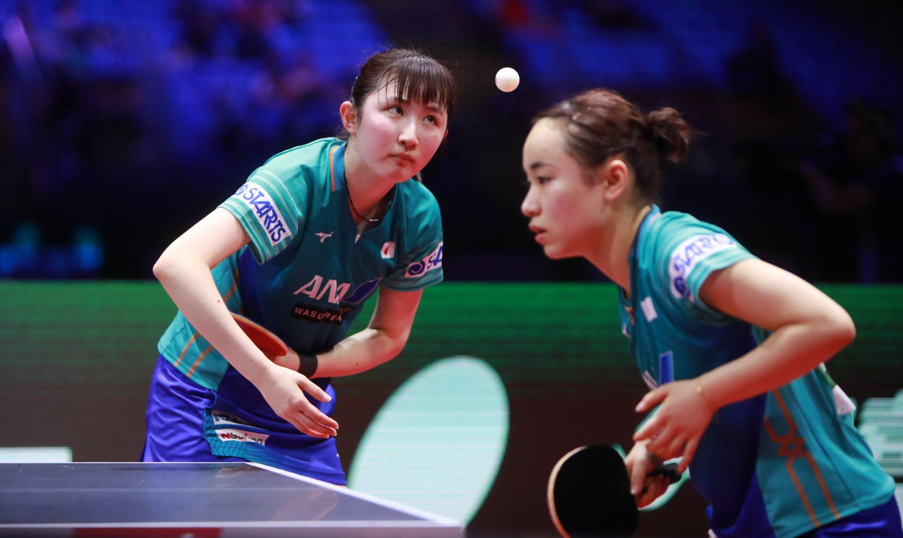 世界卓球選手権大会 歴代チャンピオン・女子結果一覧