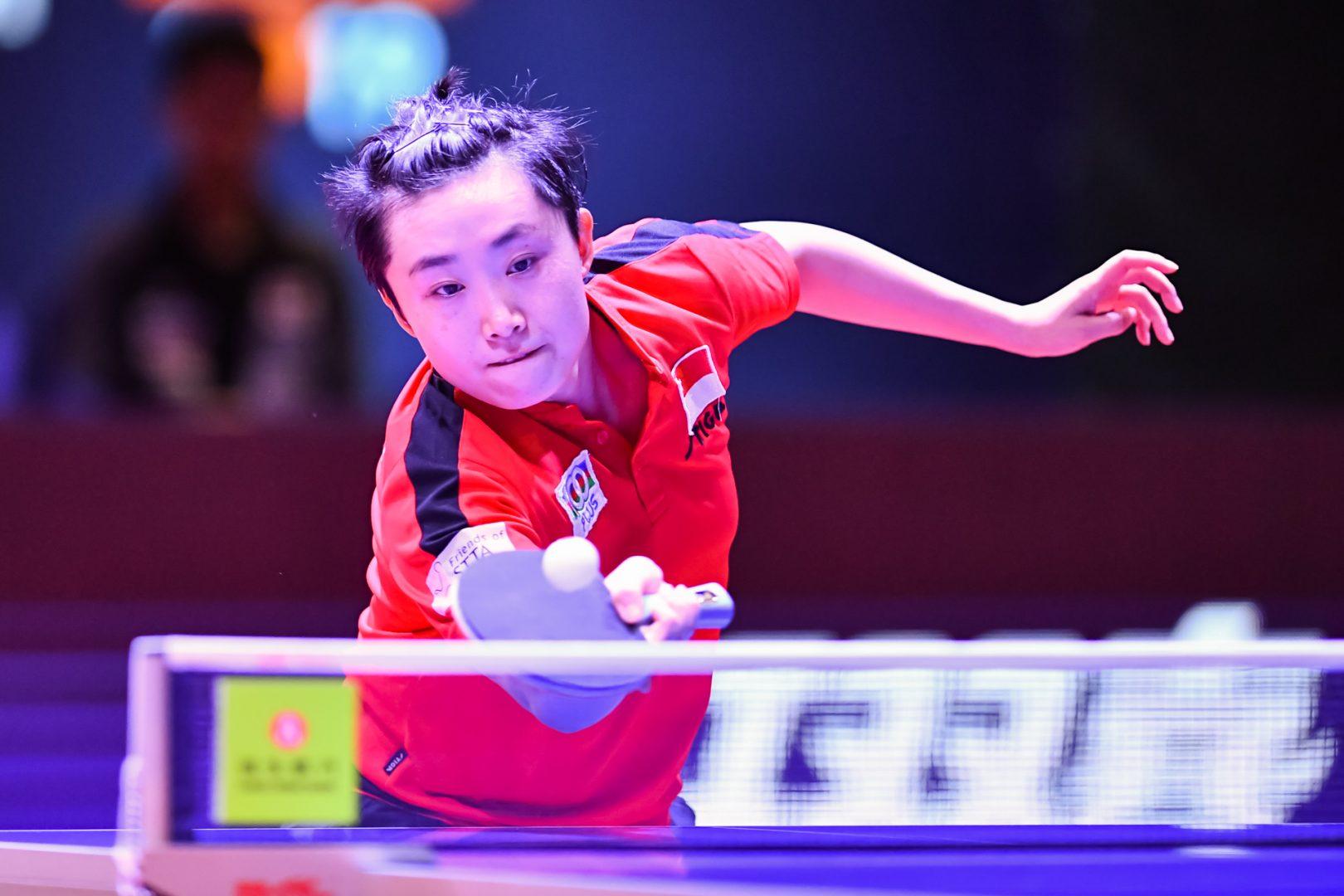 卓球・シンガポール代表の馮天薇、東京五輪までに完全復活なるか