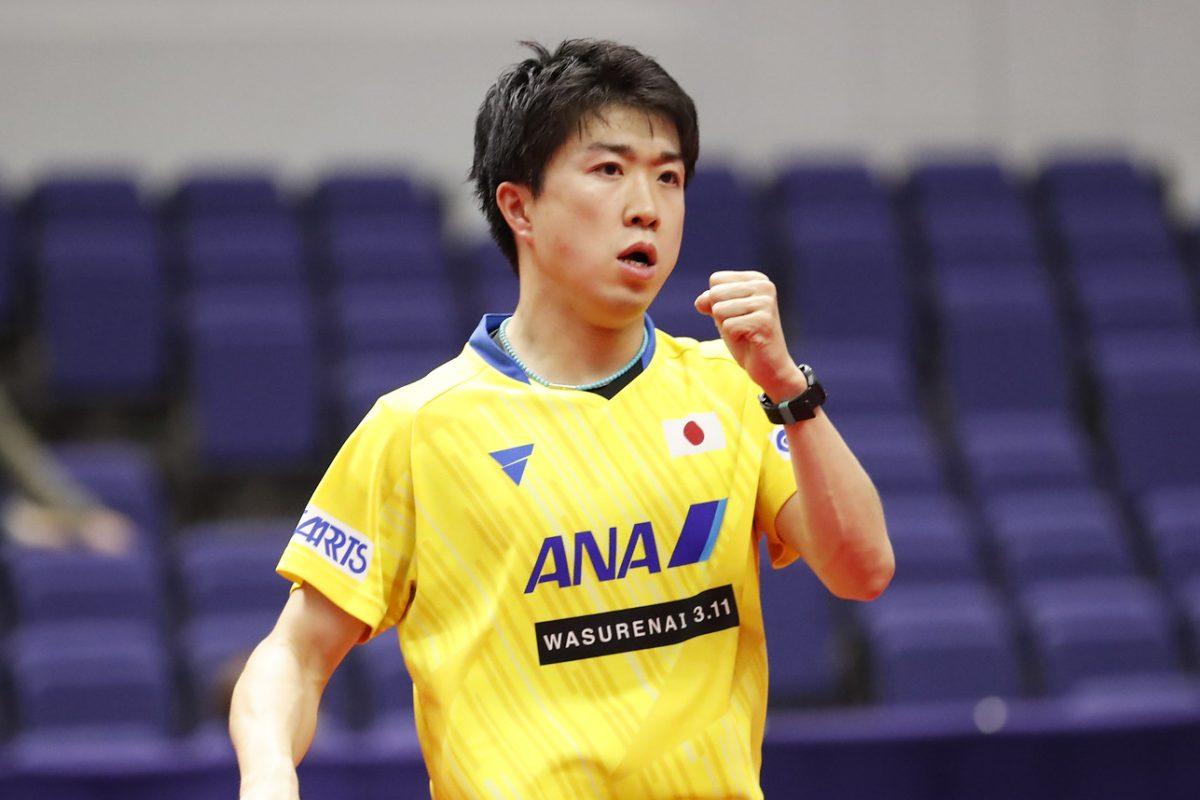 神、吉村、町らTリーガーも参戦<全日本社会人卓球選手権・見どころ>