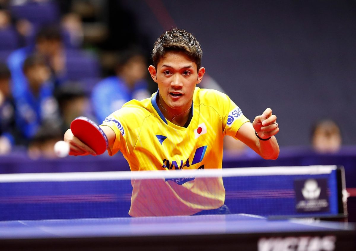 卓球日本男子、中国に屈す 吉村兄弟揃い踏みもベスト4<アジア卓球選手権>