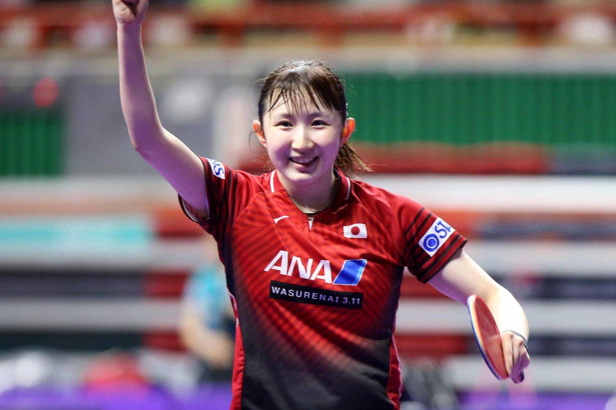 【今週の日本の卓球】日本勢が5種目制覇 パラグアイオープン全日程終了