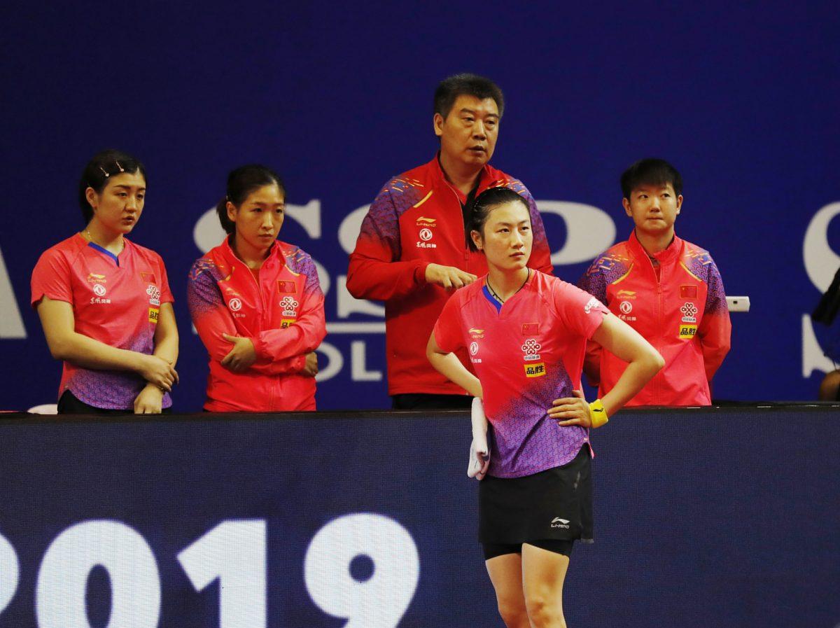 中国チーム