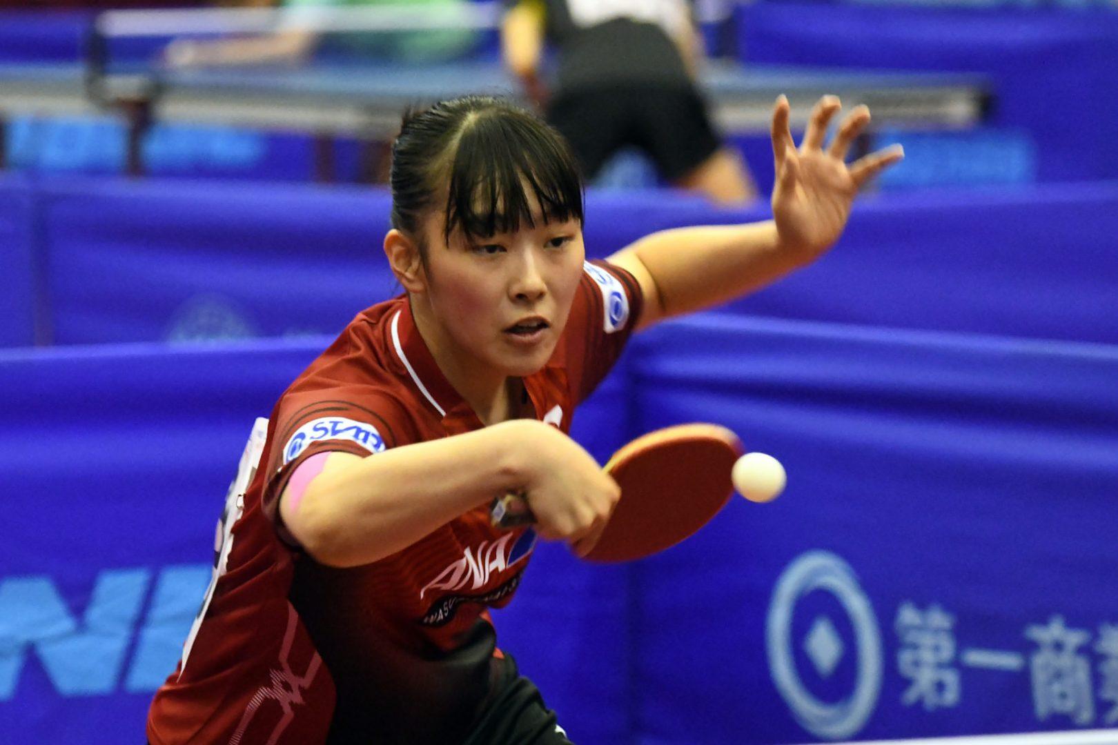 【今週の日本の卓球】日本女子がメダルラッシュ JC台湾オープン全日程終了