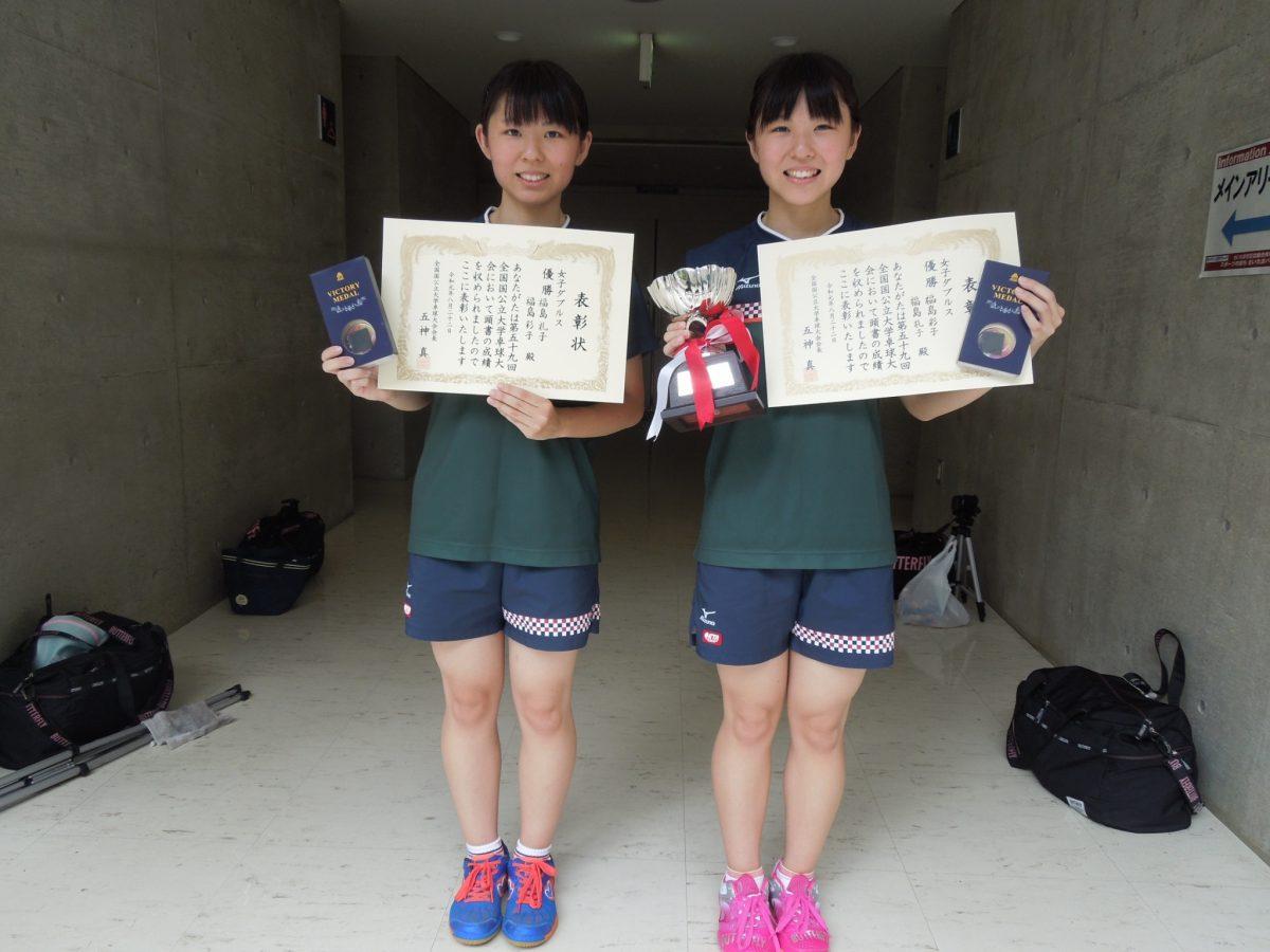 福島礼子・福島彩子(高知工科大学)