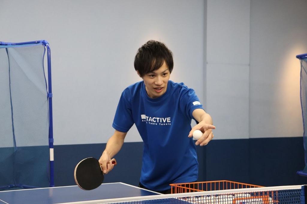 【卓球インストラクター】やりたいときにインストラクター!レッスンを通して最高のサービスを提供する仲間を募集!